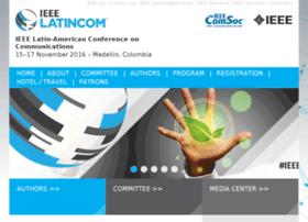 latincom2016.ieee-comsoc-latincom.org