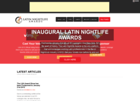 latinnightlifeawards.com