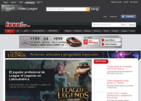 latino.levelup.com