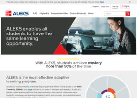 latinoamerica.aleks.com