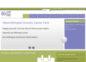 latinocareerfairs.com