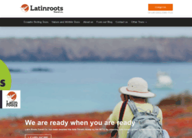 latinrootstravel.com