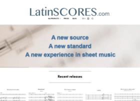 latinscores.com