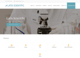 latisscientific.co.uk