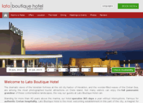 latoboutiquehotel-site.travelooks.com