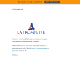 latrompette.net