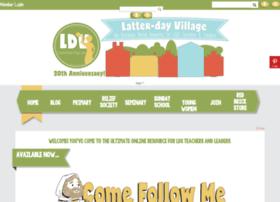 latterdayvillage.com
