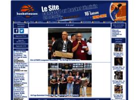 lattesmontpellier-basket.com