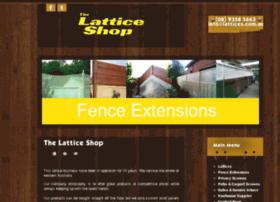 lattices.com.au