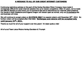latus-harley-davidson.com