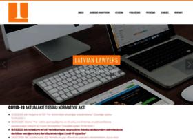 latvianlawyers.lv