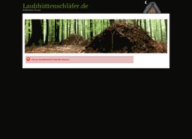 laubhuettenschlaefer.de