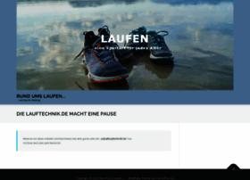 lauftechnik.de