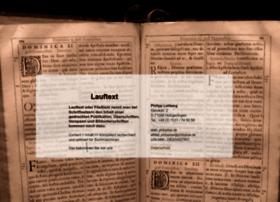 lauftext.de
