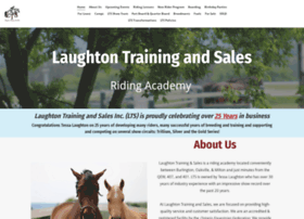 laughtontrainingandsales.net