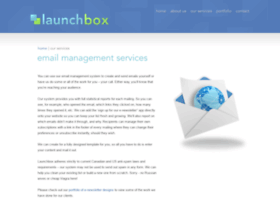 launchbox-emailservices.ca