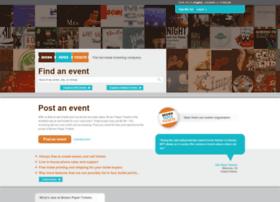 launchdanceforhumanity.brownpapertickets.com