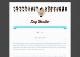 laupskvaller.wordpress.com