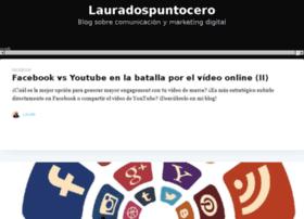 lauradospuntocero.com