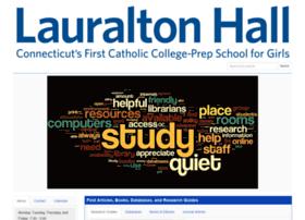 lauraltonhall.libguides.com