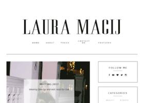 lauramacij.com