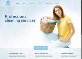 laurasmaidservice.com