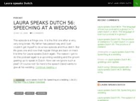 lauraspeaksdutch.info