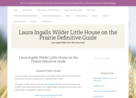 laurasprairiehouse.com