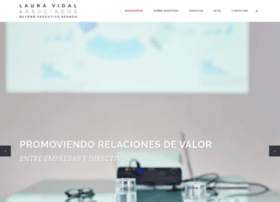 lauravidal.com