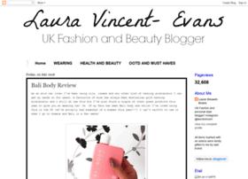 lauravincentevans.blogspot.co.uk