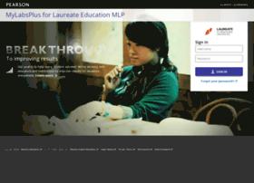 laureate.mylabsplus.com