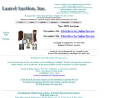 laurelauction.com