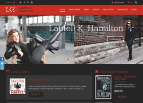 laurellkhamilton.com