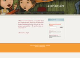 laurelsnyder.com