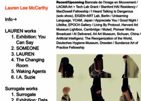 lauren-mccarthy.com