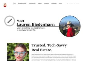 laurenbiedenharn.4ormat.com