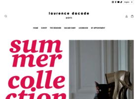 laurence-dacade.com