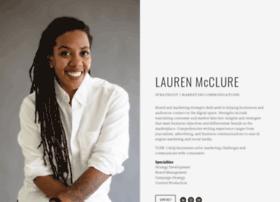 laurenmcclure.com