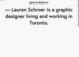 laurenschroer.com