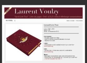 laurentvoulzy.sonymusic.fr