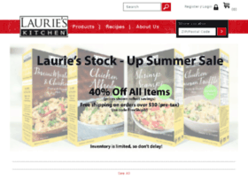 lauries-kitchen.myshopify.com