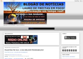 laurodefreitasemfoco.blogspot.com.br