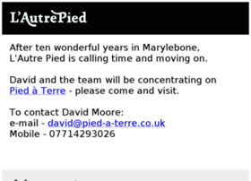 lautrepied.co.uk