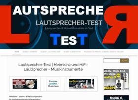 lautsprecher-test.com