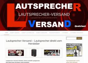 lautsprecher-versand.com