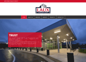 lauxconstruction.com