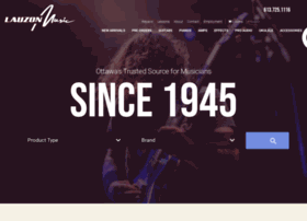 lauzonmusic.com