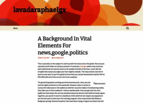 lavadaraphaelgx.wordpress.com