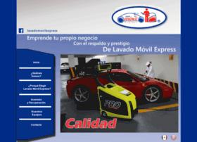 lavadomovilexpress.com