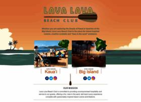 lavalavabeachclub.com